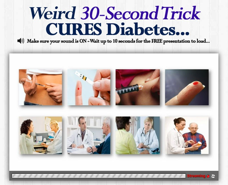 Diabetes miracle cure does it work yahoo