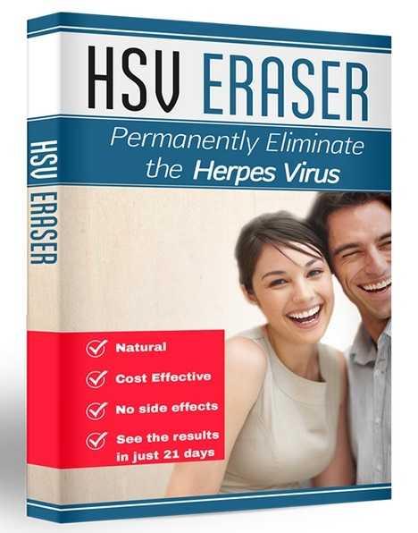 Erase Herpes Review - Hsv Eraser Review (Program PDF Download)