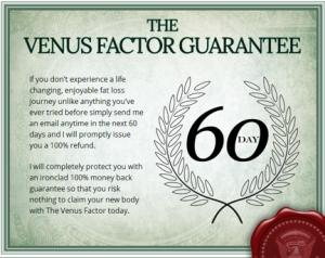 Venus-factor-system-guarantee