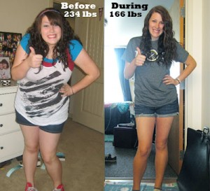 weight loss success stories 30 days
