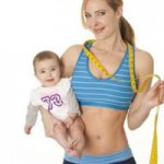 Secret to lose belly fat after have baby
