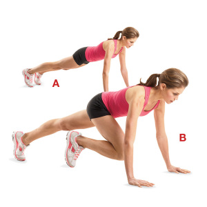 The 5 No-Excuse Exercises that Burn Fat